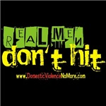 real men do not hit