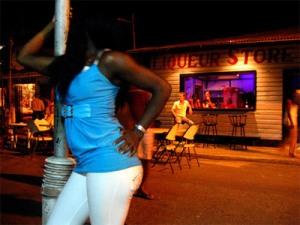 Street ladies