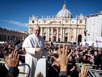 Pope FrancisPhoto: Credits: Guardian