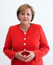 Angela Merkel, Federal