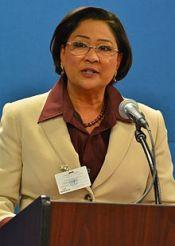 Kamla Persad-Bissessar-