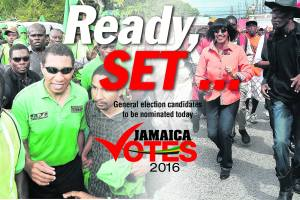 jamaica votes gleaner