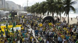 Rio Protest 2016